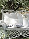 25+ best ideas about White Wicker on Pinterest | White white wicker patio furniture