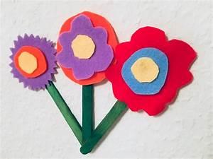 Blumen Basteln Kinder : fr hlingsblumen die nicht verwelken basteln im fr hling der familienblog f r kreative eltern ~ Frokenaadalensverden.com Haus und Dekorationen