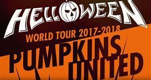 HELLOWEEN: Δείτε το setlist της Pumpkins United περιοδείας ...