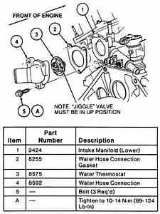 Radiator Hose Diagram On 2008 Dodge Caravan