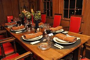 Table A Diner : dining table dressing ideas dining room table setting ideas dining room ~ Teatrodelosmanantiales.com Idées de Décoration