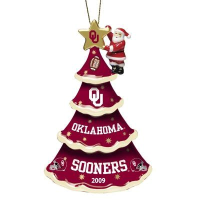 oklahoma state university christmas ornaments 485 best ou sooners images on boomer sooner