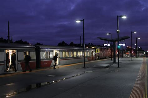 V/Line thwarted from keeping trains running - Waking up in ...