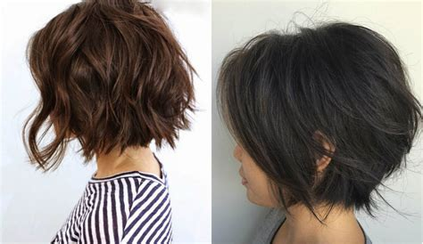 layered bob haircuts ideas  thin hair hairdromecom