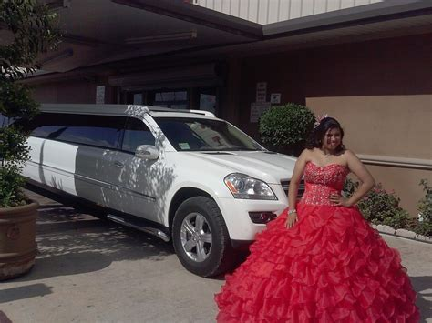 Quinceanera Limos by Mercedes Limo For Quinceanera Limo Service Houston