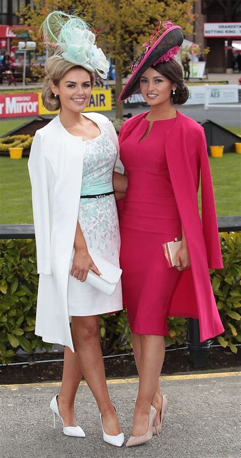 17 Best ideas about Punchestown Festival on Pinterest | Fascinator hairstyles Ladies day and ...
