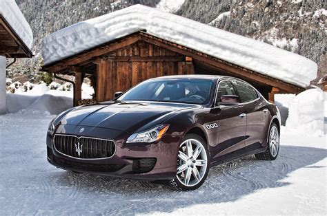 2014 maserati quattroporte reviews and rating motor trend