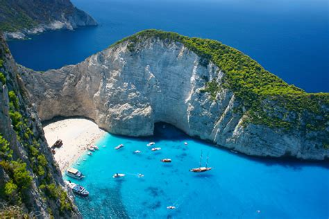 The Best Beaches In The Ionian Islands