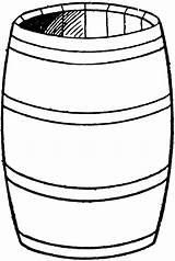 Barrel Clipart Water Clip Drum Etc Cliparts Usf Edu Clipartmag Library Medium sketch template