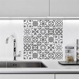 Autocollant Carreaux De Ciment : carreaux ciment salle de bain excellent le carreau de ~ Dailycaller-alerts.com Idées de Décoration