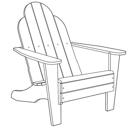 muskoka chair design from minwax outdoor furniture