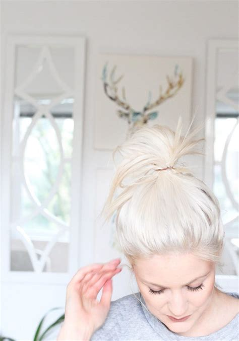 A Helpful Diy Guide To Getting That Platinum Blonde Hair