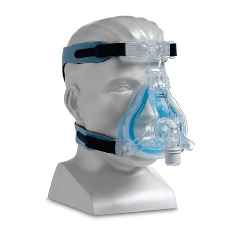 full face mask cpap comfortgel blue cpap mask with headgear