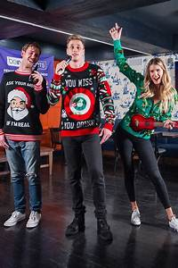 Men's Ask Your Mom Ugly Christmas Sweater | Tipsy Elves