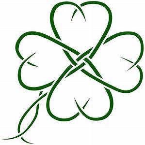 Celtic Shamrock Designs - ClipArt Best