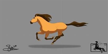 Spirit Cavallo Selvaggio Run Disegni Return Stallion
