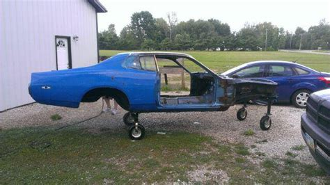 sale  dodge charger se rust  shell