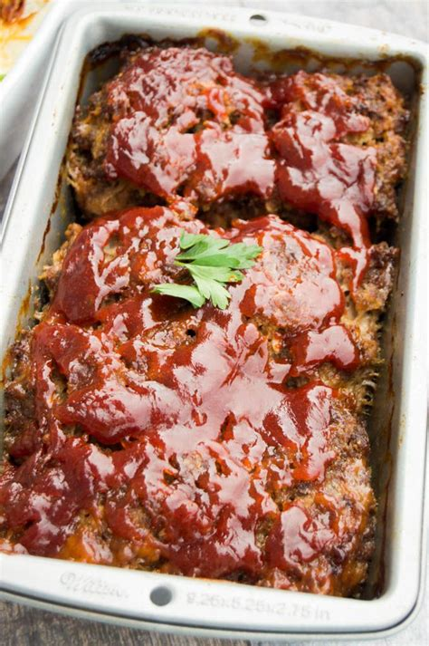 Add 1 cup of shredded cheddar or pepper jack cheese to a meatloaf for extra flavor and moisture. 2 pounds Ground beef (lean) 1 small White onion (finely minced) 2 Eggs 1 cup Bread crumbs 1 ...