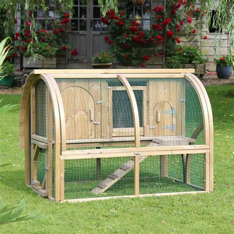 outdoor cat cage small houses curved rabbit hutches guinea pig house