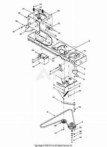 Mtd 14av818p205  2001  Parts Diagram For Pto Electric