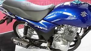 2013 Suzuki Ax4 110 2013 Al 2014 Video Versi U00f3n Para