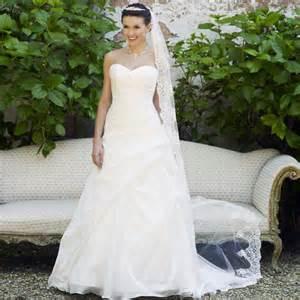 robe de mariã e organza robe de mariée organza
