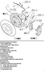 Encontr U00e1 Manual  Ford Explorer Brake Diagram