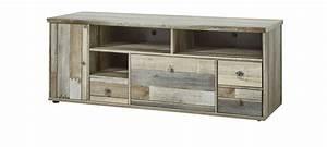 Meuble En Bois Flotté : meuble bas tv bonanza bois flott sb meubles discount ~ Dailycaller-alerts.com Idées de Décoration