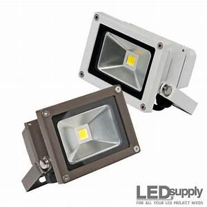 Led 10 Watt : 10 watt led flood light ~ Watch28wear.com Haus und Dekorationen