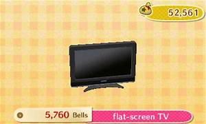 Flat-Screen TV New Leaf HQ 7
