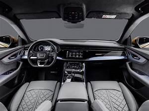 Audi Q8 Interieur : audi q8 interior ~ Medecine-chirurgie-esthetiques.com Avis de Voitures