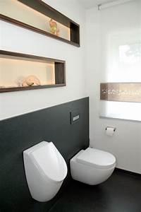 Gäste Wc Design : makassar ebenholz und naturstein in g ste wc nrw ~ Michelbontemps.com Haus und Dekorationen