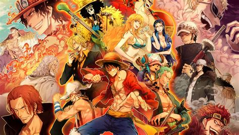 All Anime In One Wallpaper - one wallpaper all one characters in anime