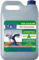 prevent slipping and injury in the workplace with sure With sure grip floor cleaner