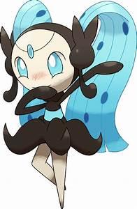 Pokemon Meloetta Aria Form - Hot Girls Wallpaper