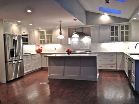 Green Kitchen Cabinets Lowes Quicua Com