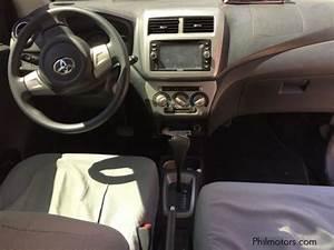 Used Toyota Wigo