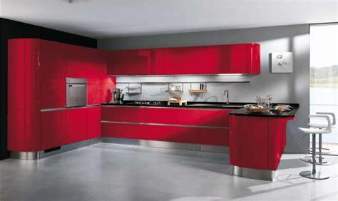 le pour cuisine moderne cuisine et grise 35 photos la cuisine tendance et