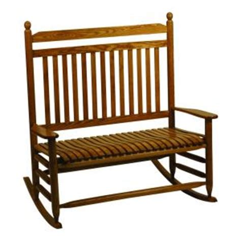 front porch slat maple patio rocking chair 200dsm