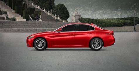 Alfa Romeo Sedan by 2018 Alfa Romeo Giulia Luxury Sport Sedan Canada
