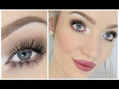 everyday makeup tutorial easy  pretty stephanie lange youtube