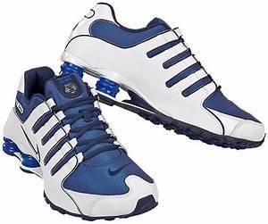 Nike Shox Herren Auf Rechnung : nike shox nz eu sneaker herren blau ~ Themetempest.com Abrechnung