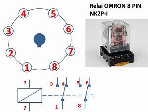 Omron 4 Pin Relay Wiring Diagram Ac Relay Wiring Diagram