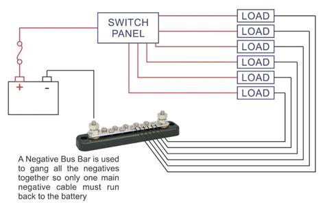 marine bus bar  rated commonnegative bus bar
