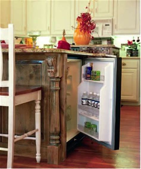 kitchen island with refrigerator 11 best images about sunroom refrigeration on pinterest energy star window seats and compact