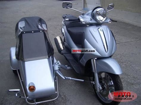 Piaggio Beverly Hd Photo by Piaggio Beverly 500 2006 Specs And Photos