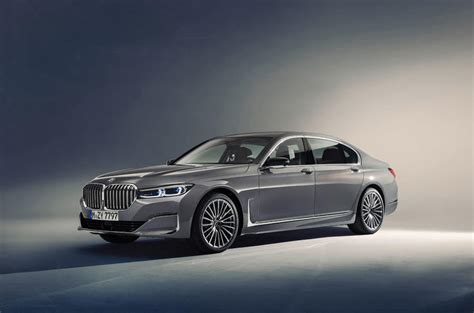 New Bmw 7 Series by New 2019 Bmw 7 Series Gets X7 Inspired Styling And More