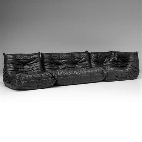 canape togo ligne roset togo sofa by michel ducaroy for ligne roset 47951