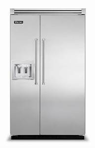 Viking Refrigerator Review - Vcsb Side By Side