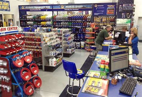 truck parts stores  chains nationwide